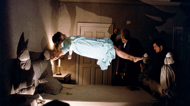 Youth-gone-wild movies: The Exorcist (1973)