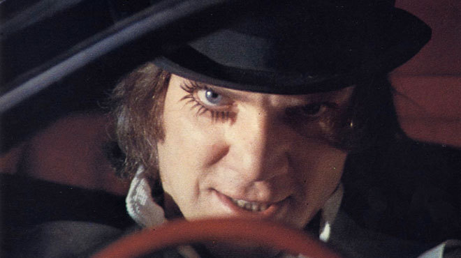 Youth-gone-wild movies: A Clockwork Orange (1971)