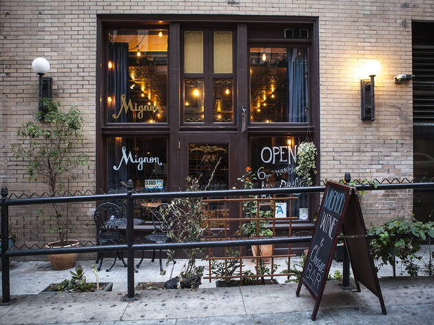 Mignon Wine Bar