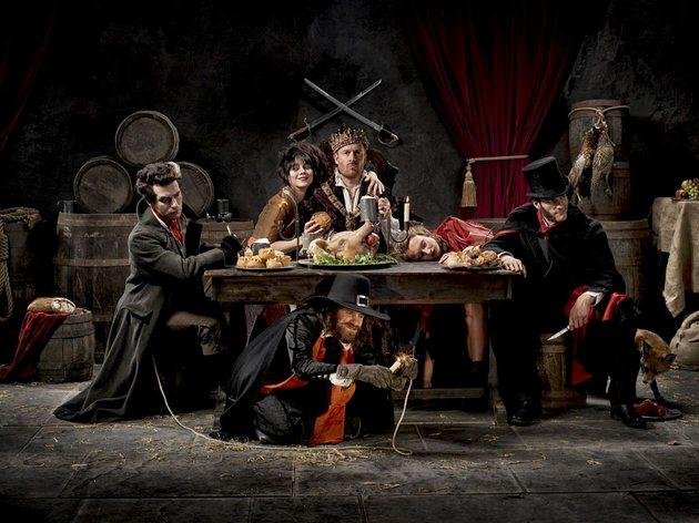 Explore a gory past at the London Dungeons