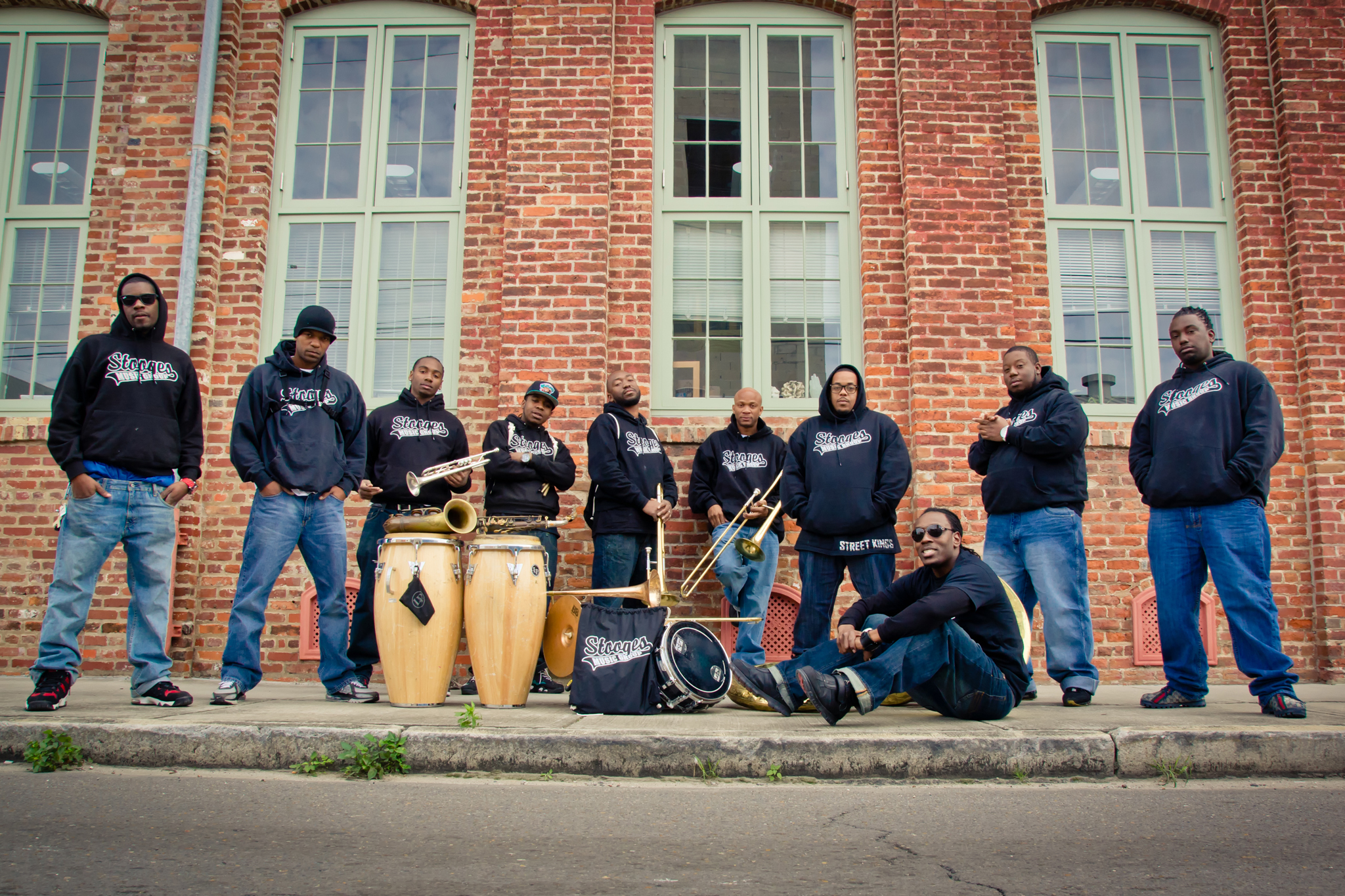 Mo' Beat Presents: Mardi Gras Weekend with Stooges Brass Band