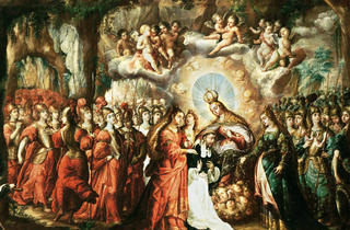 Mexique au Louvre, chefs-d'œuvre de la Nouvelle Espagne XVIIe et XVIIIe siècles