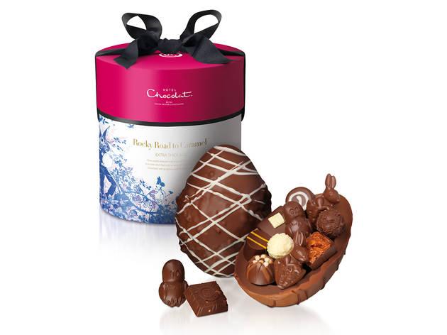 Hotel Chocolat Easter egg 2013