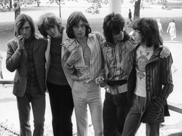 50 Years Of The Rolling Stones: A Rock and Roll Retrospective