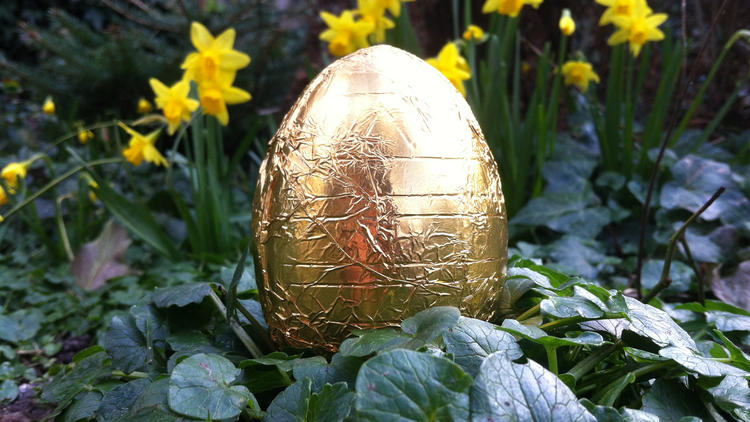 Hidden city Easter egg