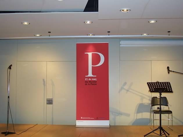 Dia Mundial de la Poesia: S'acosta el Dia Mundial de la Poesia… Vine a llegir un poema!