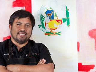Chef Ricardo Zarate