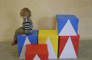 More Loose Parts: Whitechapel Gallery Family Day