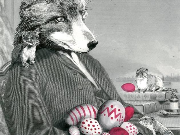 Crafty Fox Easter Market