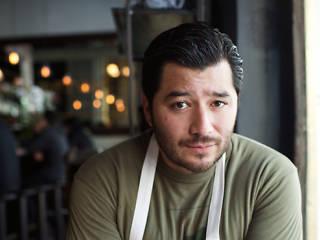Chef Josef Centeno
