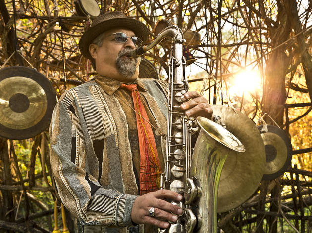 Joe Lovano Residency