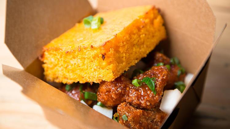 Korean fried chicken (Photograph: Victor Leung)