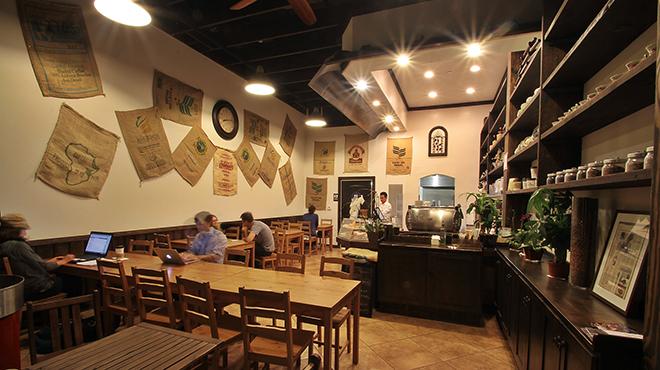 The best coffee shops in West LA