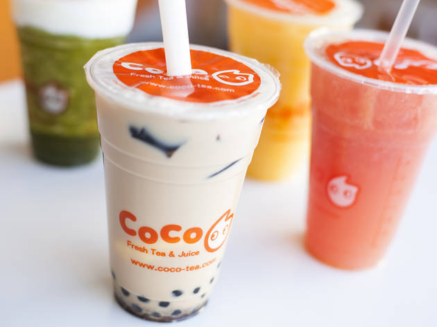 Best bubble tea in Los Angeles