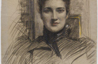 """""""Fine Lines: American Drawings from the Brooklyn Museum"""""""