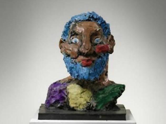 Markus lüpertz quot bozzetti for hercules art in new york