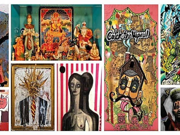 CARTWHEEL Street & Outsider Art Pop-Up Show