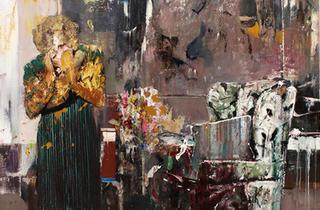 """""""Adrian Ghenie: New Paintings"""""""