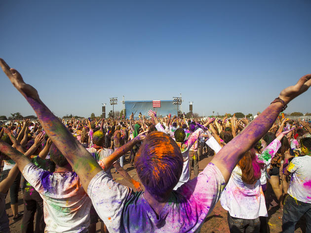 Festival of Colors LA