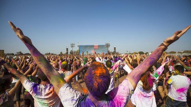 Festival of Colors LA