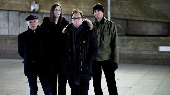 Wire – Drill: London