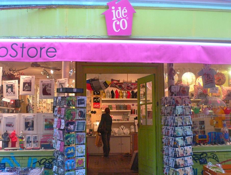 Idé Co Store