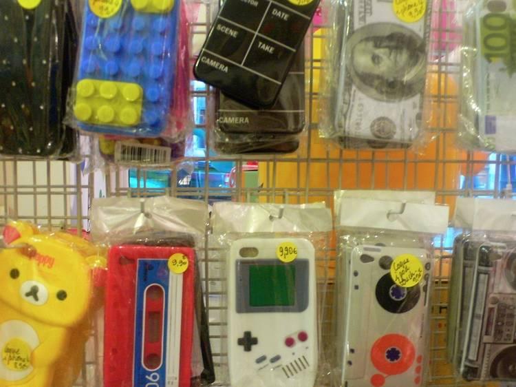 Une coque de téléphone chez Idé Co Store