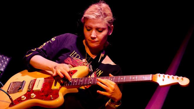 Marnie Stern at SXSW Music Festival 2013