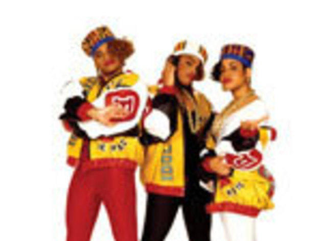 "Salt-N-Pepa ""None of Your Business"""