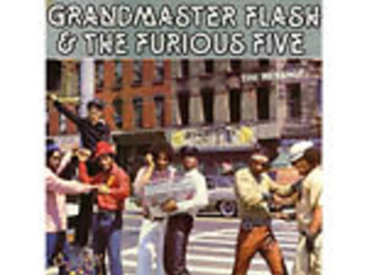 Grandmaster Flash/Melle Mel