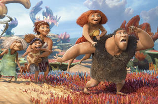 The Croods: movie review