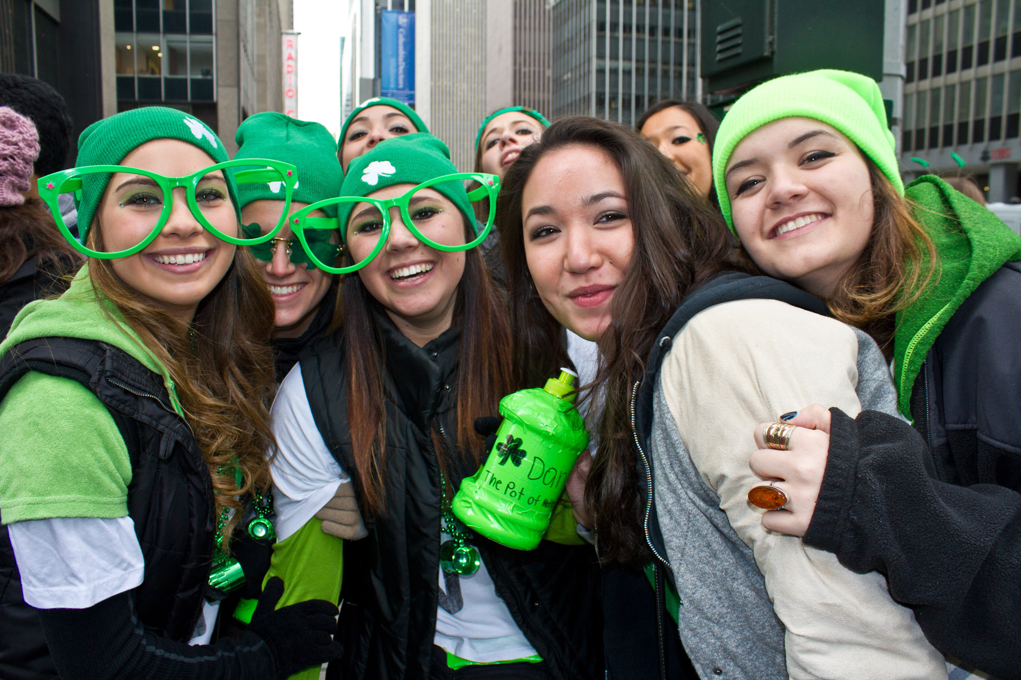 St. Patrick's Day Parade 2013 (slide show)