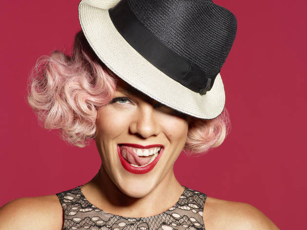 Pink + The Hives