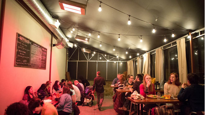 Best beer gardens and beer halls in New York City