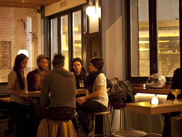 Neighborhood bars for spring: The best local spots in NYC
