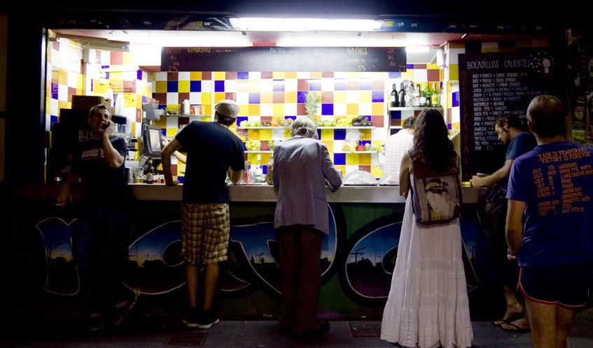 Bar Mendizábal