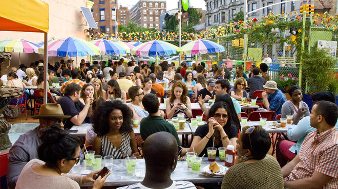 The 30 best outdoor bars