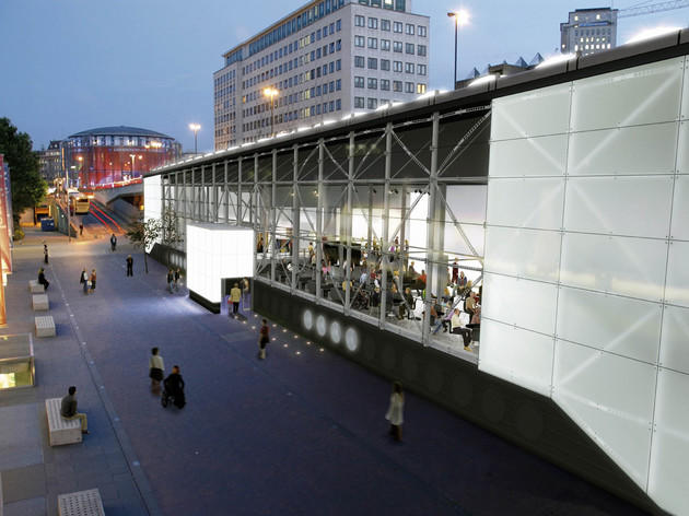 Free Mediatheque movies at BFI South Bank