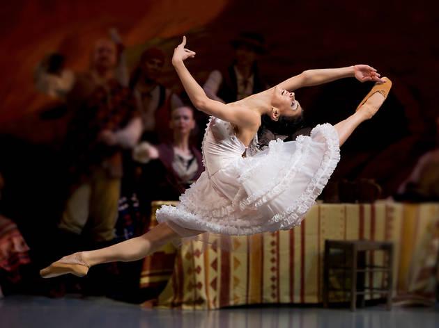 Mikhailovsky ballet