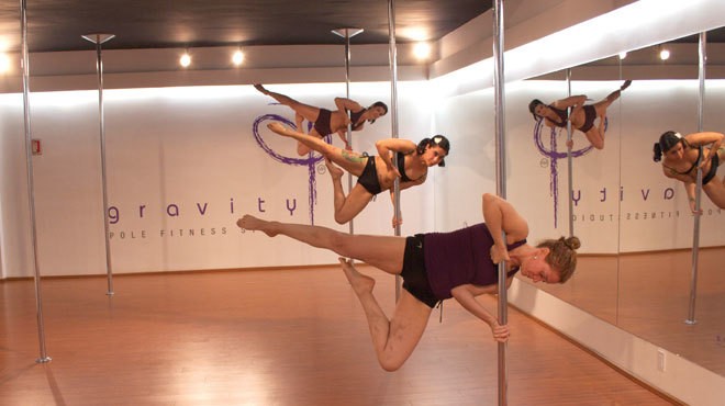 Gravity Pole Fitness Studio