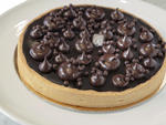 Chocolate tart at Maison Kayser