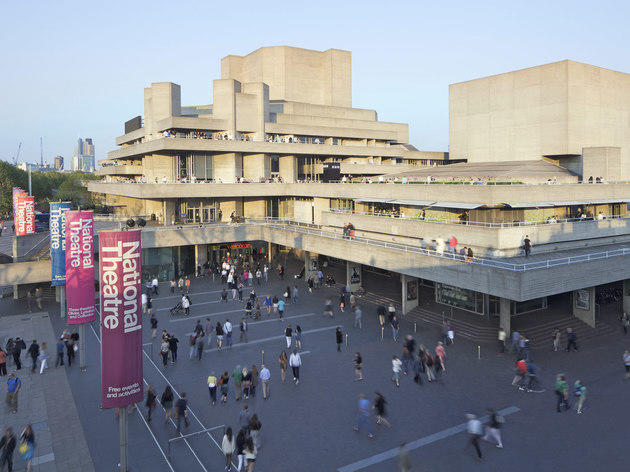 Shows at the National Theatre