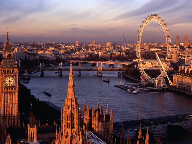 50 must-see attractions in London