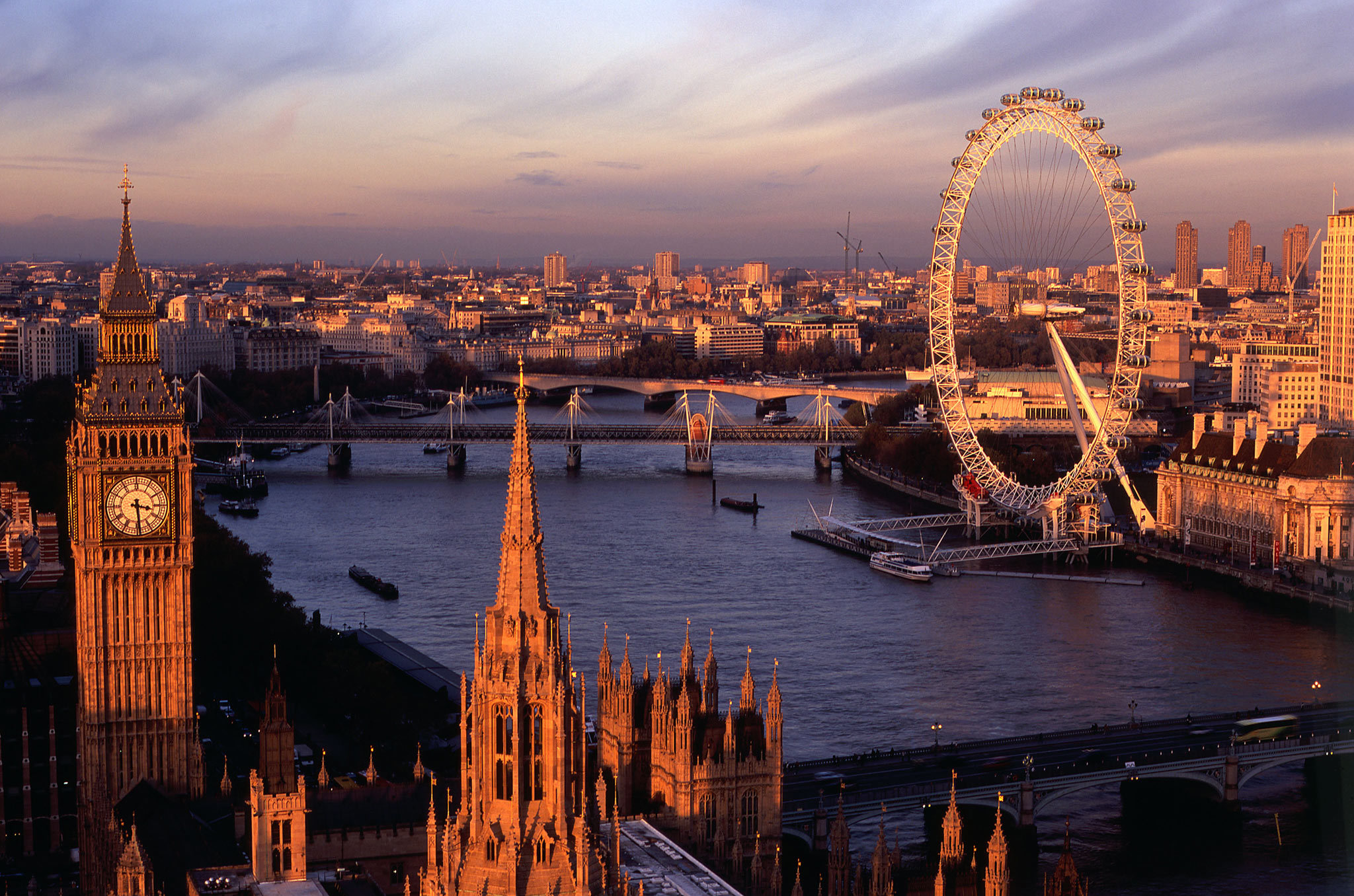 London - richest cities in the world
