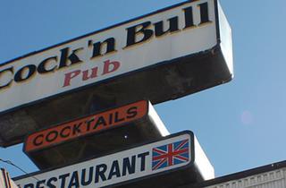 (Photo courtesy Cock 'n Bull Pub)