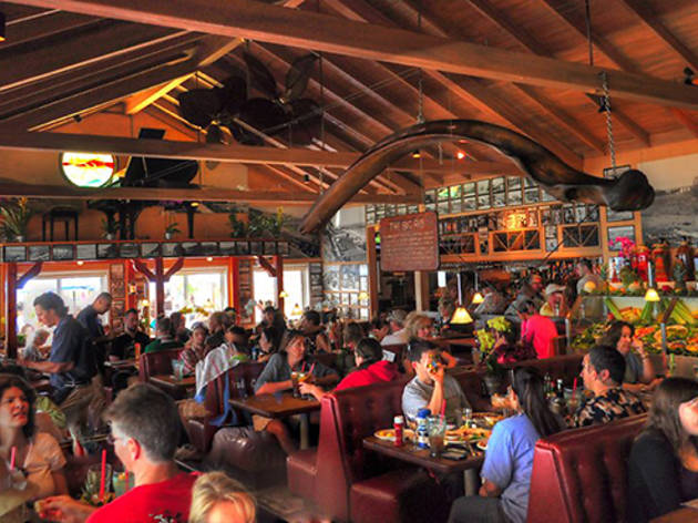 (Photo courtesy Paradise Cove Beach Café)