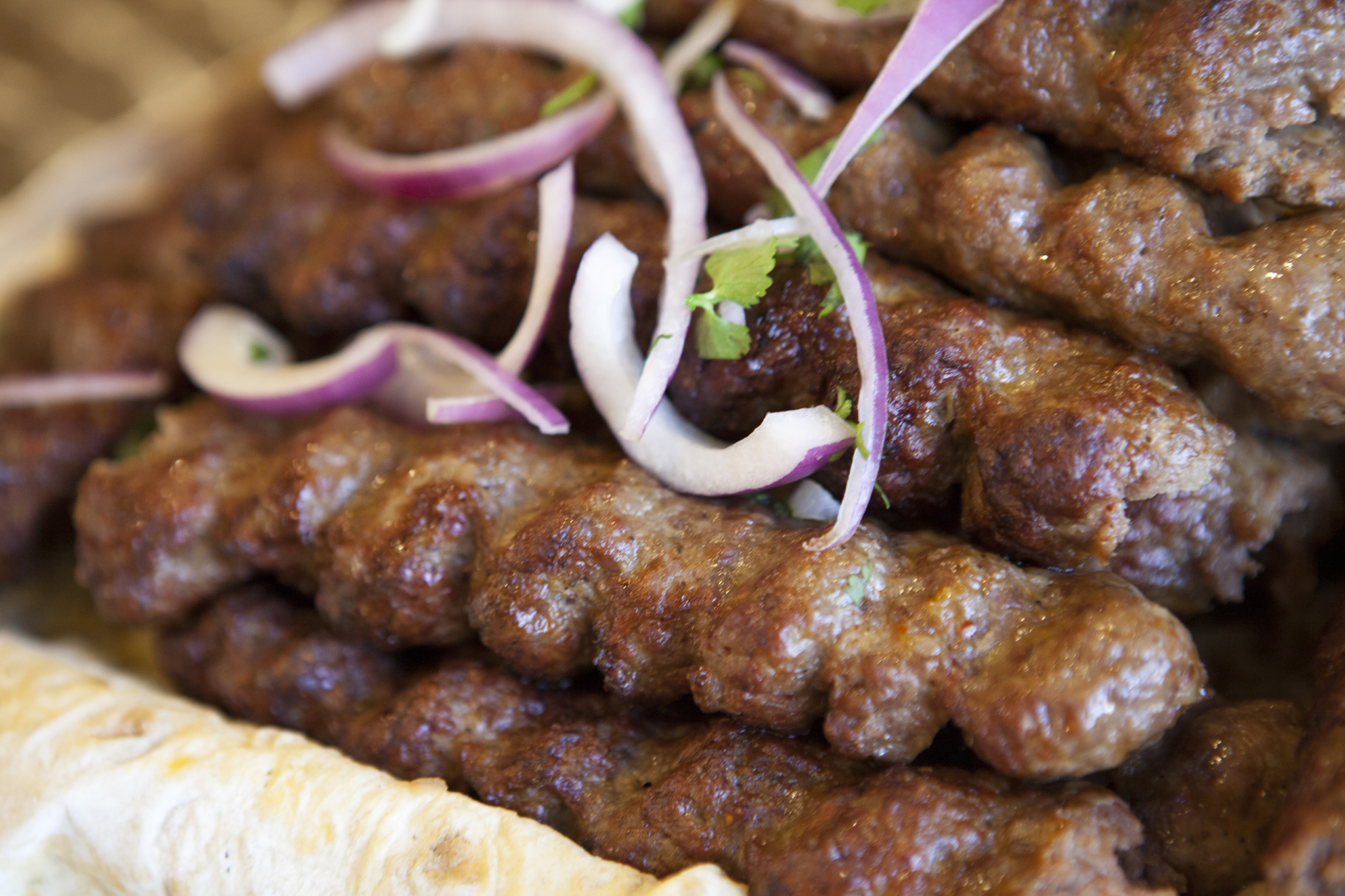 Karabagh Meat Market and Deli's kebabs
