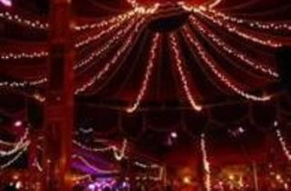 Fisher Center Spiegeltent