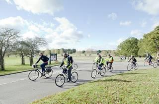 I Bike London Ride East(er)