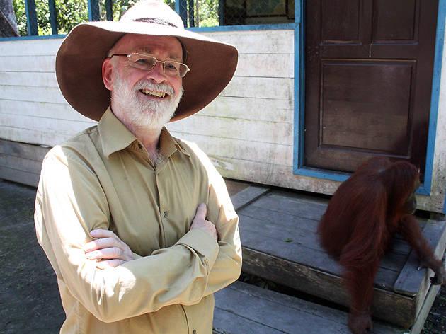 Terry Pratchett Facing Extinction